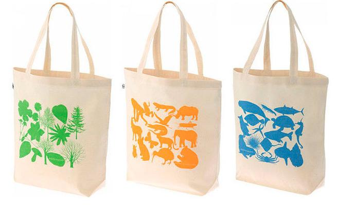 Двунитка: применение - эко сумки