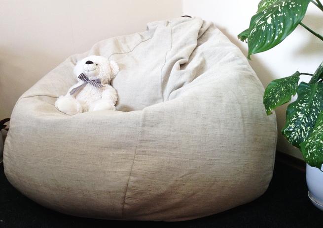 Кресло-мешок - в гармонии с природой