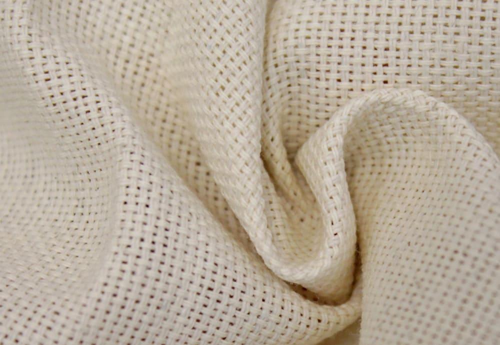 Как выглядит ткань двунитка