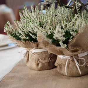 Мешковина для цветов