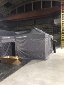 Крыша и стенки для палатки Mastertent
