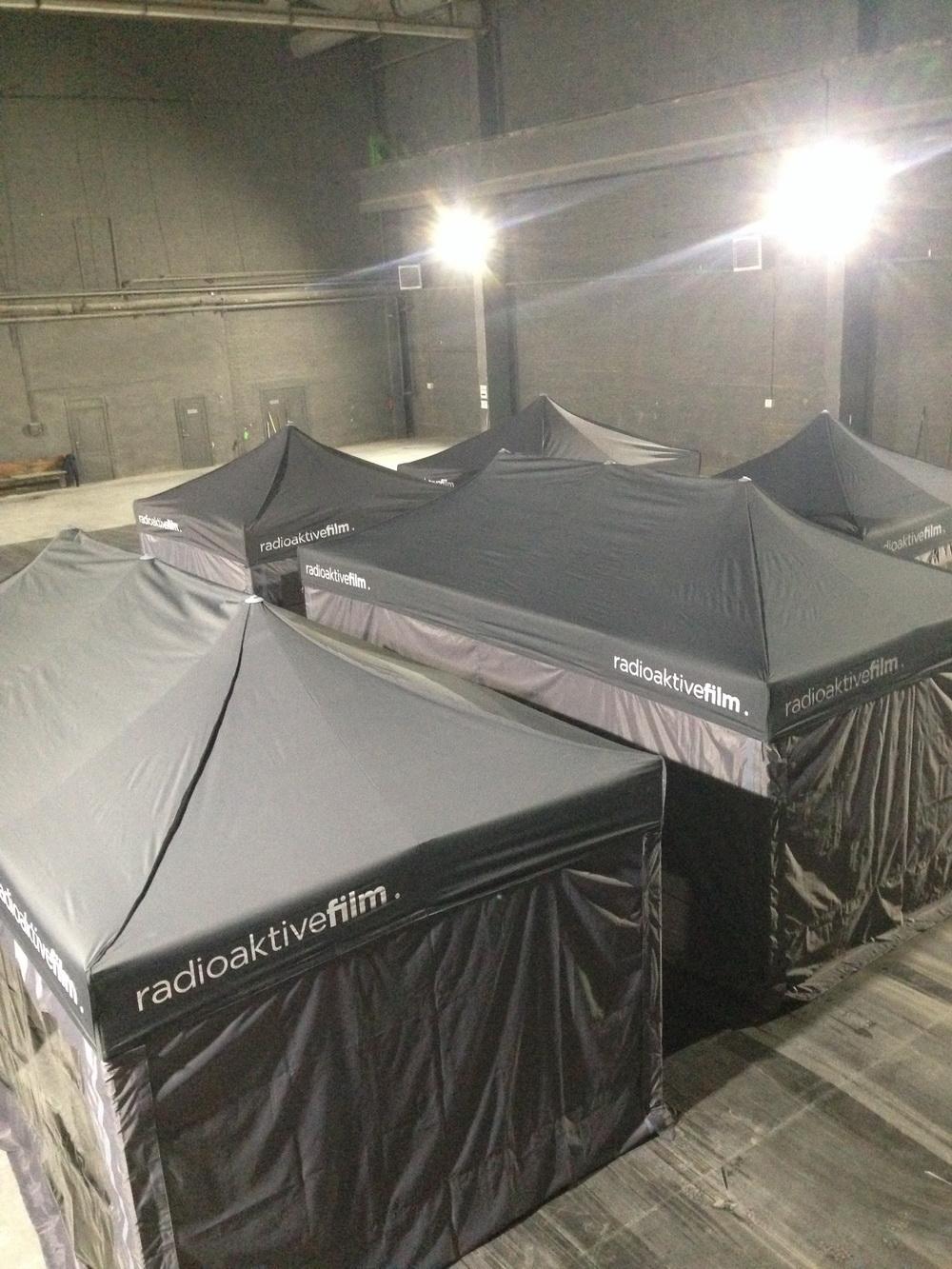 Крыша и стенки для палатки Mastertent - различного размера