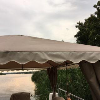 Крыша для беседки - ткань Оксфорд