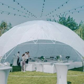 Тент для купольного шатра из ткани Discovery