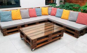 Подушки для мебели из паллет