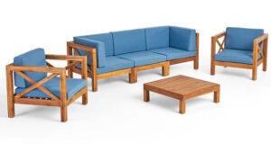 Подушки для уличной мебели