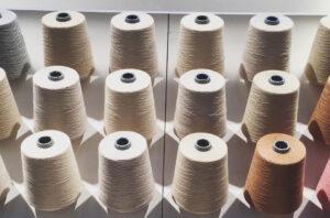 Производство акриловой ткани