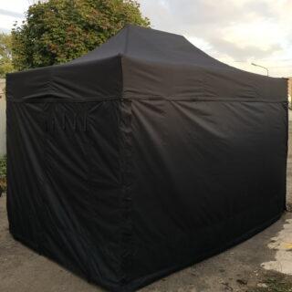 Палатка Black Edition: ткань Дискавери